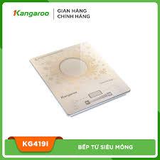 Mua Bếp điện từ đơn Kangaroo KG419i Giá Tốt Nhất 08/2021