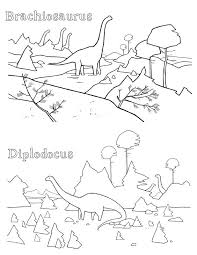 / 25+ dinosaur coloring page templates. Free Coloring Pages Dinosaurs Studiotuesday