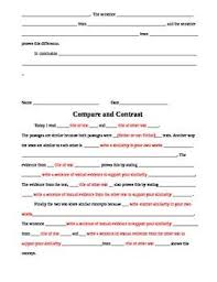 best compare contrast essay images compare and compare and contrast essays using text evidence