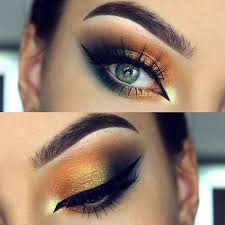 33 cool makeup looks for green eyes ǀ makeupjournal green eyes makeup and eye