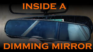 how an auto dimming rear view mirror works youtube Touareg Rear View Mirror Wire Diagram Touareg Rear View Mirror Wire Diagram #17 Looking into Rear View Mirror