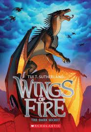 the dark secret wings of fire series 4