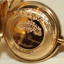 girard perregaux vintage pocket watches hands on hands on