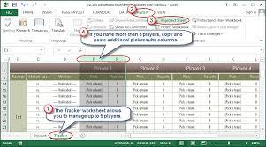 Excel Ncaa Tournament Bracket Excel The Indispensable Ncaa Bracket Tool Accountingweb