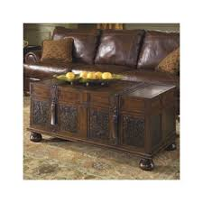 Superb Andalusia Storage Coffee Table Trunk