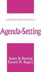 Agenda Setting Agenda Setting James W Dearing 9780761905622