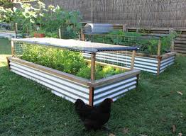 how to make a raised garden bed cheap. Unique Cheap Cheap And Easy DIY How To Make Raised Garden Beds With Fence 14 A Bed I