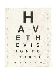 Eye Chart Ii Art Print By Jess Aiken Art Com