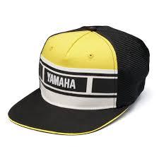 yamaha hat. 60th anniversary cap yellow/white yamaha hat