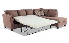 queen sofa bed. Libre II 2 Piece Left Arm Facing Bob-O-Pedic Gel Queen Sleeper Sectional Sofa Bed U