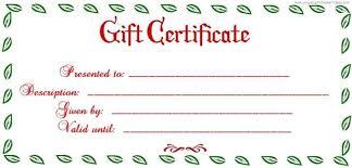 Printable Christmas Certificates Free Printable Xmas Certificates 323043945454 Free Christmas Gift