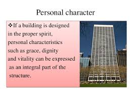 principles of architecture principles of architecture and qualities of architecture by pravin