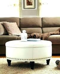 tan leather ottoman coffee table soft coffee table soft coffee table ottoman soft coffee table living