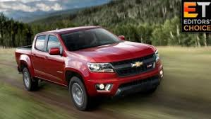 2015 Chevrolet Colorado review: Blending tech with smaller size (for ...