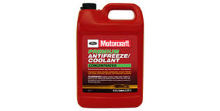 Ford Coolant Chart Engine Products And Coolants