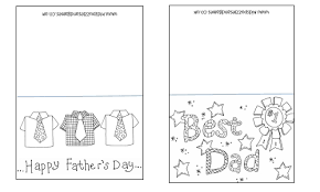 However, if you are looking for father's day cards that are. Printable Father S Day Coloring Crafts Roundup Delightful Paths