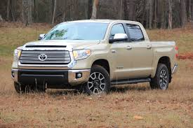 The 2017 Toyota Tundra Limited Crewmax TRD 4x4 is Fully-Equipped ...