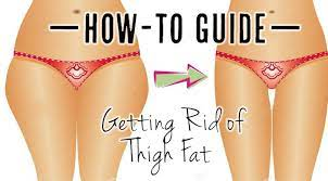 losing inner thigh fat without gaining