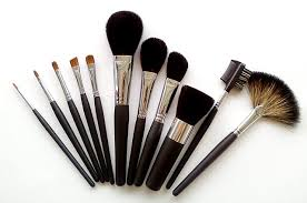 cosmetic brushes. all rights reserved. cosmetic brushes t