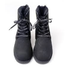 ... UGG Classic 13011 Shoelaces Boots For Women Black ...
