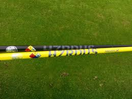 Project X Hzrdus Black And Yellow Shafts Igolfreviews