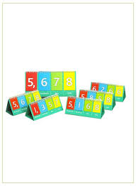 Magnetic Place Value Chart Standing Magnetic Teaching Clock 93610 Edu Fun