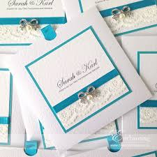 best 25 handmade wedding invitations ideas only on pinterest Handcrafted Wedding Stationery Uk teal wedding invitations the snow white collection wallet invitation featuring ivory lace, luxury handmade wedding invitations uk