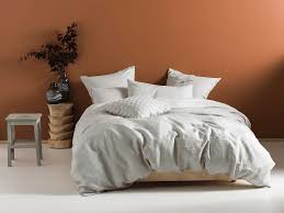 the french bedroom company pure linen bed linen set pale grey from 140 the french bedroom company