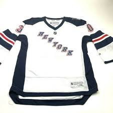 New York Rangers Hockey Jersey Size Youth Large