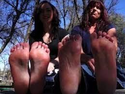 Mother Daughter Pantyhose Feet