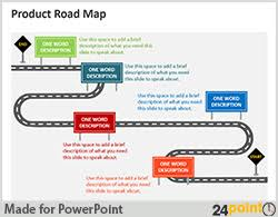 business ppt slides free download free download offer on 24point0 product roadmap slide powerpoint