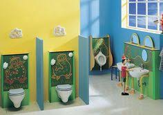 colorful and whimsical kidu0027s bathroom5 elementary school bathroom design69 school