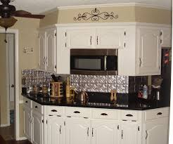 Metal Kitchen Wall Tiles Kitchen Backsplashes For Kitchens With Superior Metal Murals For