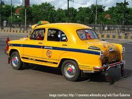 Kolkata Calcutta Guide New Taxi Fares In Kolkata