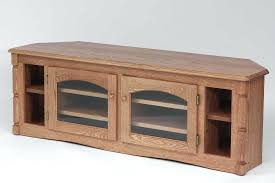 solid oak tv stand custom made solid wood stand country oak plasma corner solid wood tv stands with glass doors