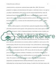 cultural diversity in essay example topics and well text