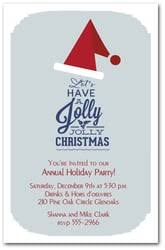 Business Christmas Party Invitations Corporate Holiday Invitations