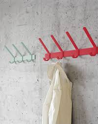 Commercial Coat Racks Wall Mounted Wallmounted coat rack contemporary steel commercial FK100 97