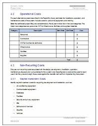 Cost Benefit Analysis Template MS WordExcel Templates Forms Best Cost Analysis Format