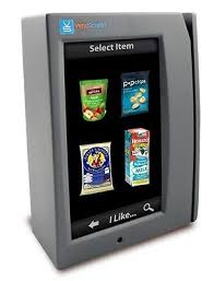 Credit Card Vending Machine Beauteous VENDING MACHINE TOUCHSCREEN Credit Card Readers USATech Compatible