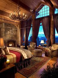 lodge style living room furniture design. Log-cabin-style-bedrooms-16-1-kindesign Lodge Style Living Room Furniture Design
