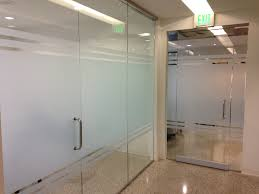 office glass frosting. Decorative Frost Window Film Spruces Up Offices In Dallas TX! Office Glass Frosting O