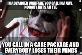 Cod Advanced Warfare on Memegen via Relatably.com