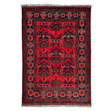 darya rugs traditional red 3 ft x 5 ft indoor area rug