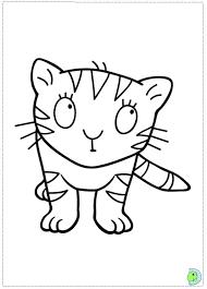 Little Princess Coloring Page Dinokidsorg