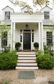 front door potted plant ideas exterior traditional with covered entry dormer window