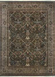 stickley english arts crafts black multi area rug