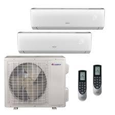 mitsubishi mini split air conditioner. Contemporary Split GREE Multi21 Zone 26000 BTU Ductless Mini Split Air Conditioner With Heat  Inverter On Mitsubishi