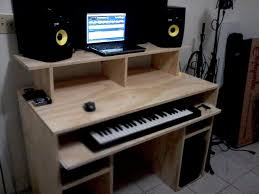 studio desk workstation hostgarcia interesting diy home recording