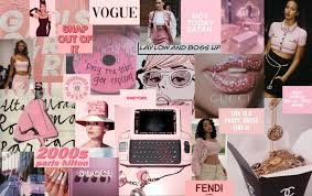 Pink Aesthetic Wallpaper Collage ...
